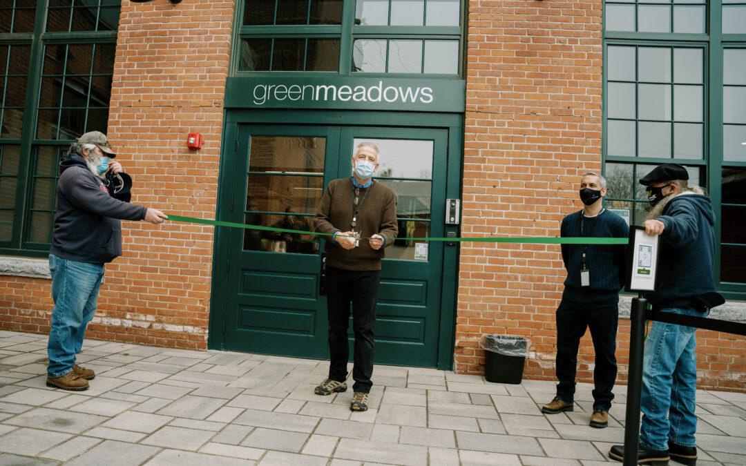 Green Meadows Farm Cannabis Dispensary Opens in Southbridge